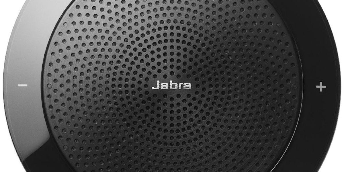 Photo of Jabra Conference Speaker