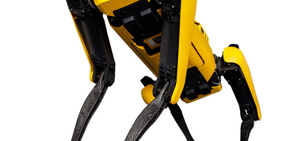 Photo of Spot Quadruped Robot