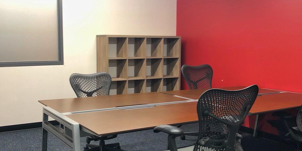 Photo of (4) Southwest Corner Office