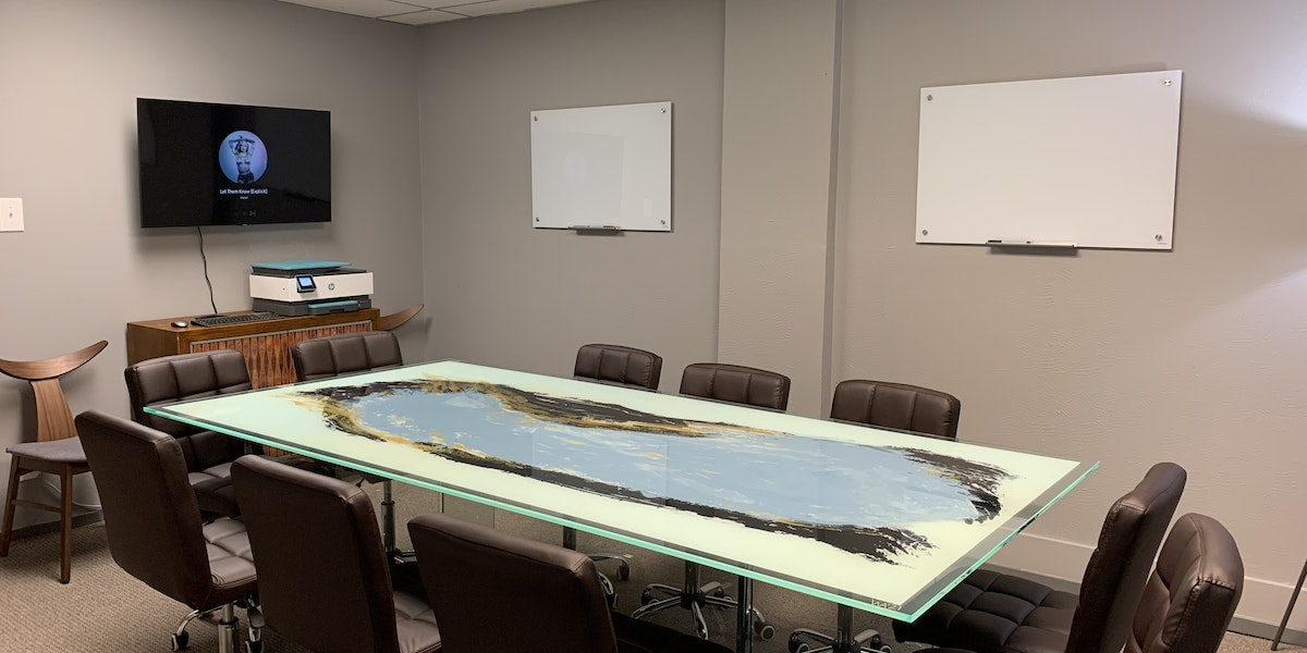 Photo of Sherman Executive Office Suite