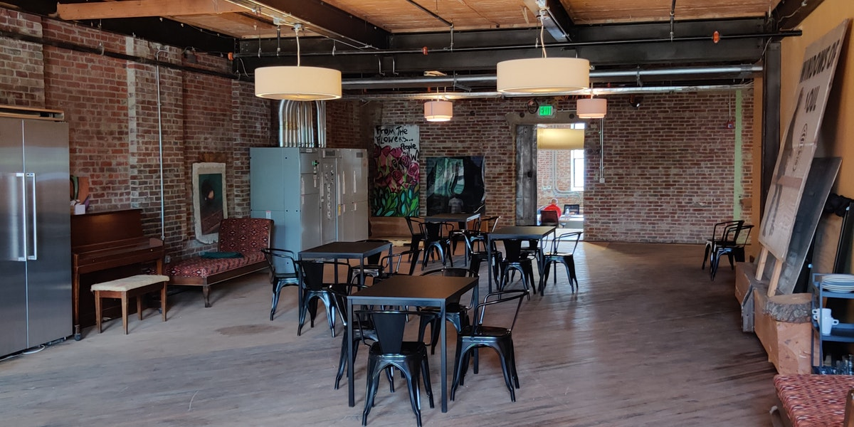 Photo of Kitchen Lounge - First Floor