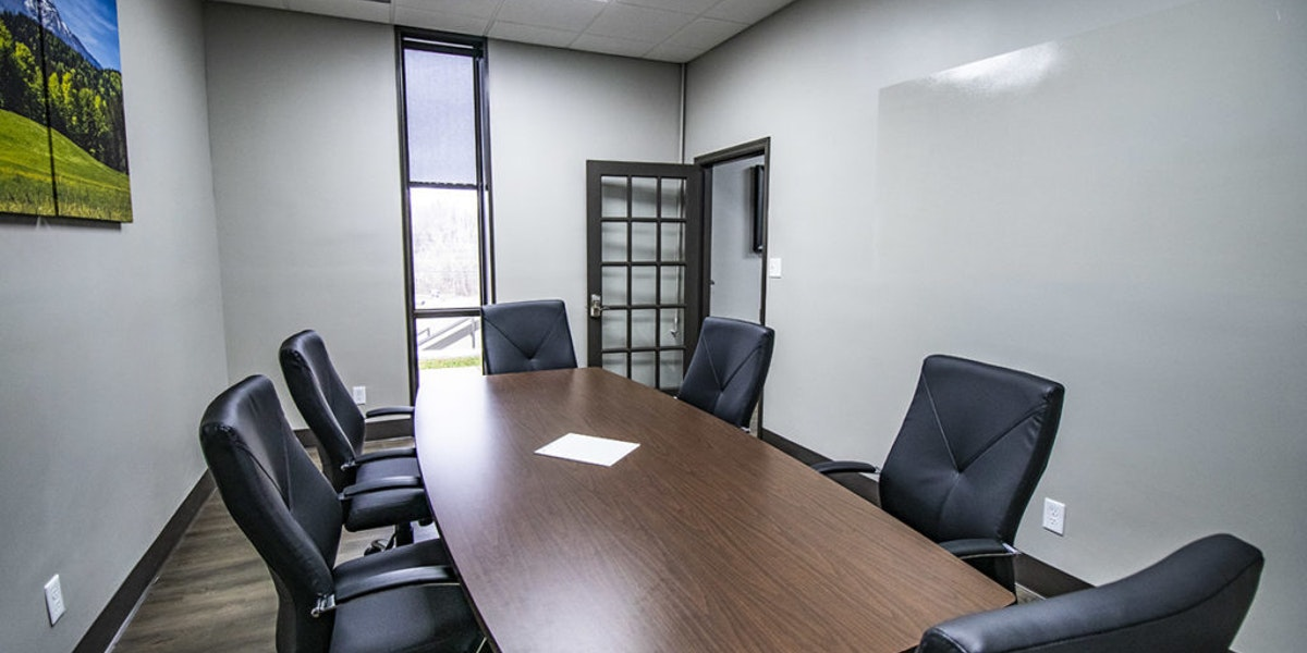 Photo of Alpine Meeting Room