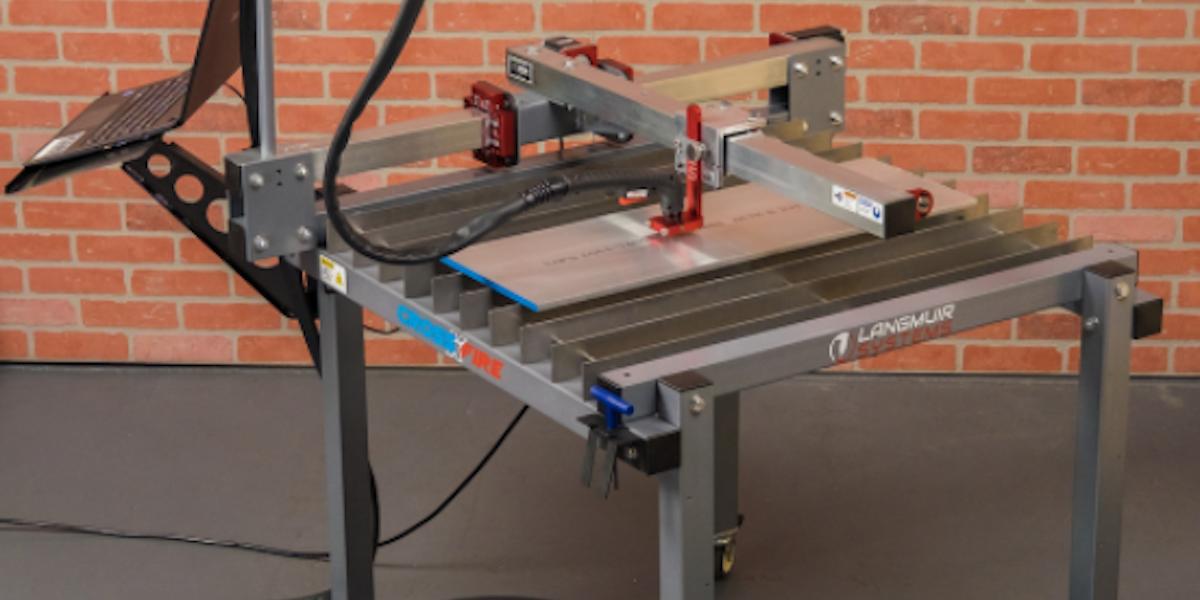 Photo of Plasma Cutter  CNC