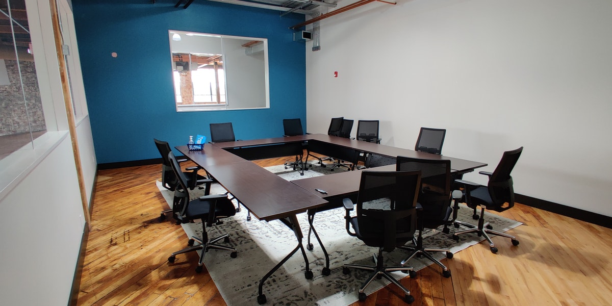Photo of Large Conference Room - Third Floor