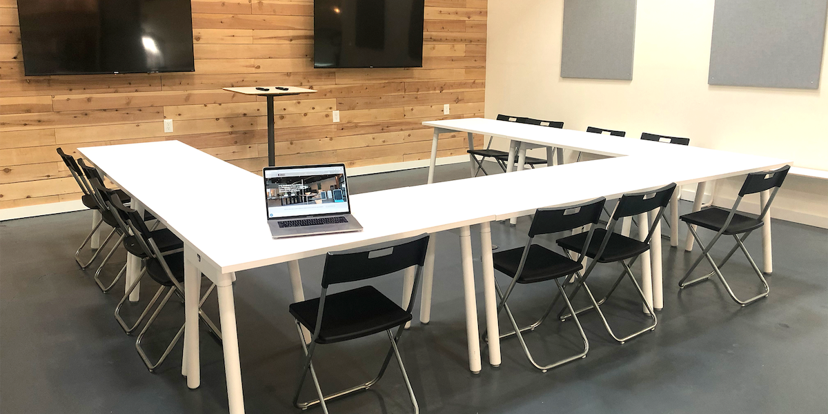 Photo of THE TRAINING Room