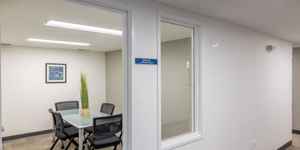 Photo of Spruce Conference Room