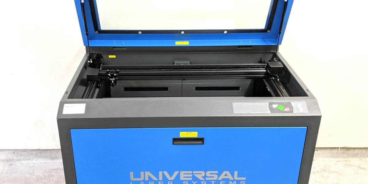 Photo of ULS 75W Laser (18x32)